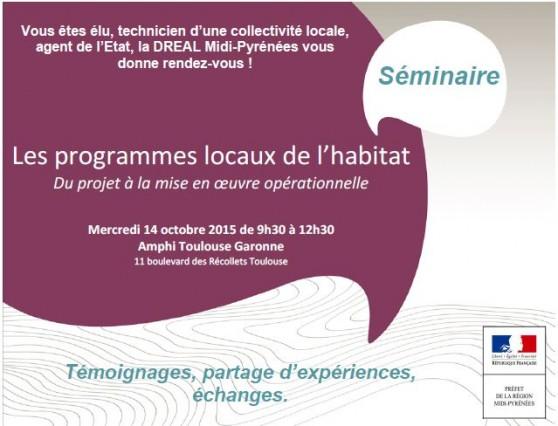 seminaire PLH Midi-Py